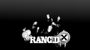 WALLPAPER RANCID by tedioart