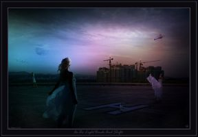 """""""As The Light Bends And Shifts..."""" by MoodyBlue"""
