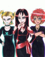 I'm a Hex Girl... by Megumi-Urimeshi