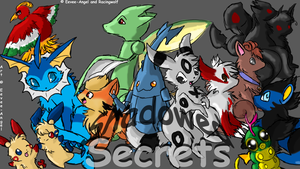 Shadowed Secrets Background by Nixhil