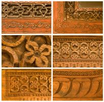 Around the House Carvings by snakstock