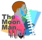 The Man On The Moon by skykeys