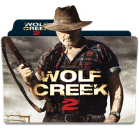 Wolf Creek 2 2013 Folder Icon by sonerbyzt