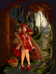 Little Red Riding Hood by Seiteki9