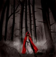 Red Riding Hood by agent-juarez