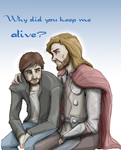Why did I live? by AvannaK