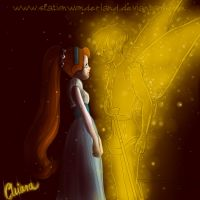 Thumbelina by StationWonderland
