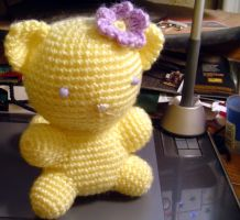 A Lemony Kitten by chickygrrl