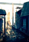 Rainy days in my hometown by FGalve
