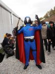 Cobra Commander at Lucca Comics and Games 2012 by FraterSINISTER