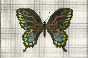 butterfly 3 by the-stitcher