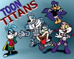Toon Titans by Rabbette