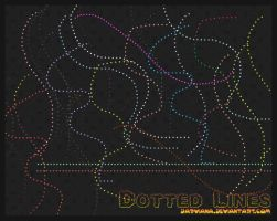 Dotted Lines by darviana