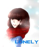 Lonely by Paox159