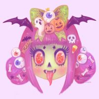 Happy Halloween! by miss-octopie