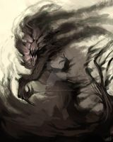 Creatureconcept: Shaden by DefiledVisions