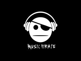 music pirate -- argh.. by mirrorkills