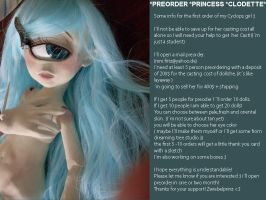 PREORDER FOR MY PRINCESS! by Sira123