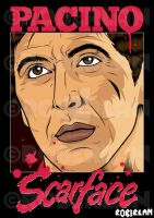 Scarface by roberlan