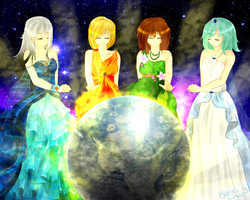 :CE: Sources of the Light of Life by YurikoChan3