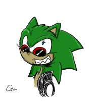 This is Scourge by Scourge-the-hedgehog