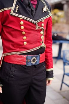 Front of Uniform (close up) by citizenkaneV