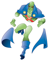 martian manhunter by jebbo88