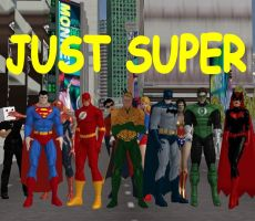 Just Super by boxhead7