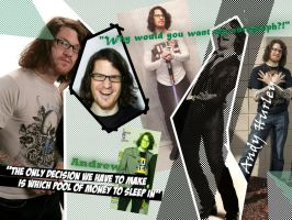 FOB Mix 4: Andy Hurley by VonCroy360