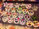 La Undead Cupcake Toppers by Pure-Lucid