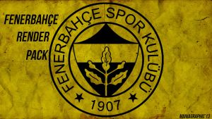 Fenerbahce Render Pack by ManiaGraphic