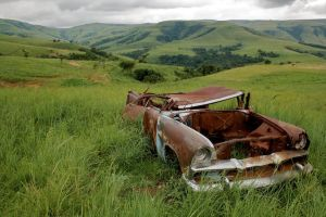Rusting Hills by HepiZA