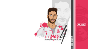 Ramos 4 Grande Minuto by julianodesign