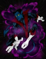 Nightcrawler by Ta2dsoul