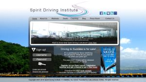 Spirit Driving Mock-up 2 by sleekpixels