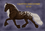 Cavitto Custom Discovery ID 67 by Cloudrunner64