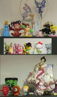 my figurines part 1 by AnaInTheStars