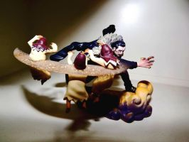 Crocodile Impel Down (selling) by Marimokun