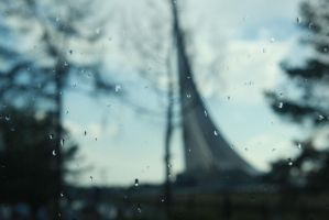 raindrops view III by g2x