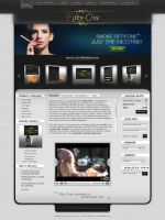 Web 2.0 Template, xhtml by princepal