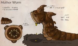 Muthor Wurm by Filecreation