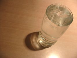 Glass of Water by artie-p