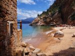 Corsica Beach by Burgi595