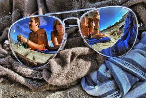 Sonnenbrille by venicequeenf