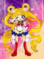 Super Sailor Moon by kashiyuki