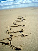 Sand name by marie-catss