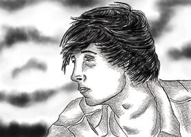 Portrait Contest Entry by December012