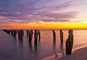 Clifton Springs Sunrise 3 by daniellepowell82