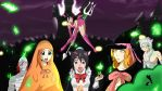 bleach halloween special by greengiant2012