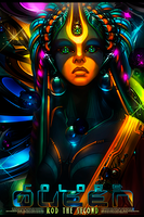 Queen Of Colors by RodTheSecond